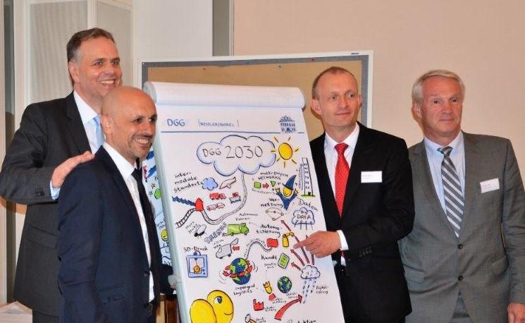 Dachverband der deutschen Güterverkehrszentren feiert sein 25- jähriges Bestehen in Bremen