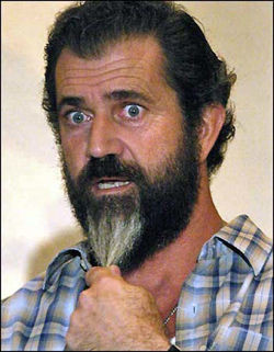 God is too busy helping guys like Mel Gibson  make cool movies about him,  that he has no time to save starving children
