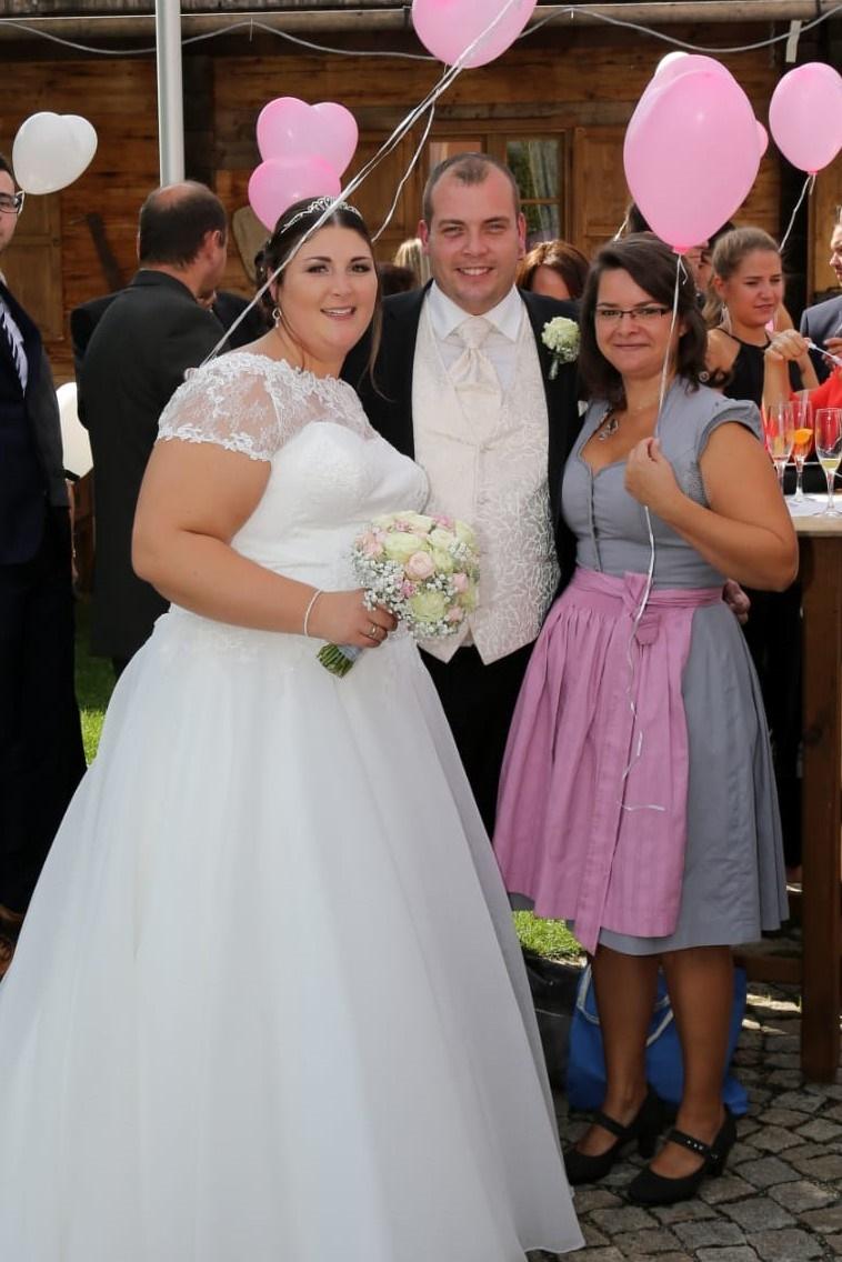 Freie Trauung Melanie & Enrico im Monarch Bad Gögging