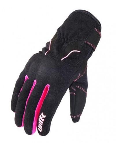 guantes moto chica