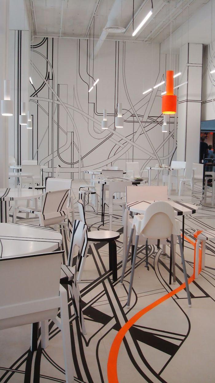 7 Дизайн кондитерских, кафе, ресторанов Москва tur4enko.com