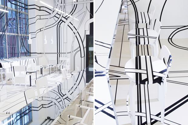 2 Дизайн кондитерских, кафе, ресторанов Москва tur4enko.com