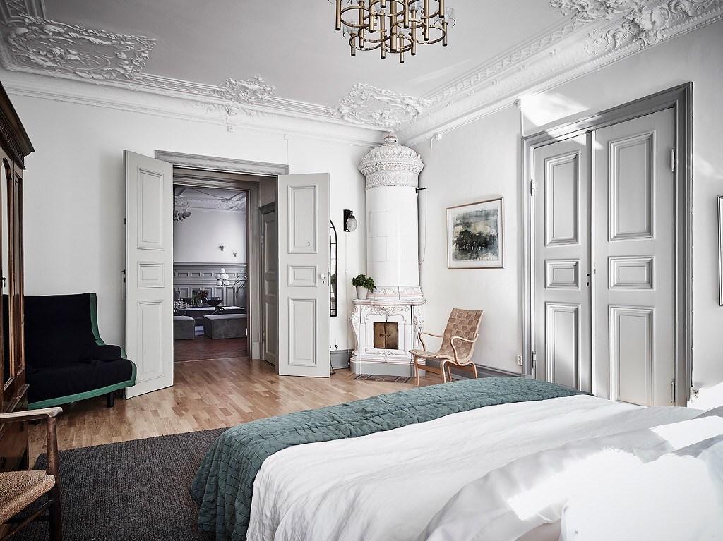 9 дизайн квартиры в скандинавском стиле www.tur4enko.com