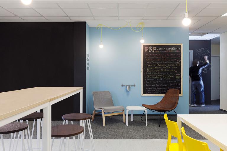 1 Офис Matrix Global в Софии. Дизайн офисов Москва 89163172980