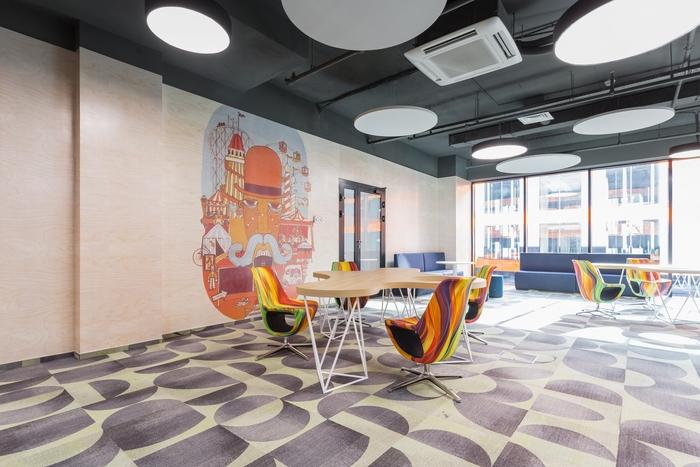3 Проектирование офисов в Москве tur4enko.com