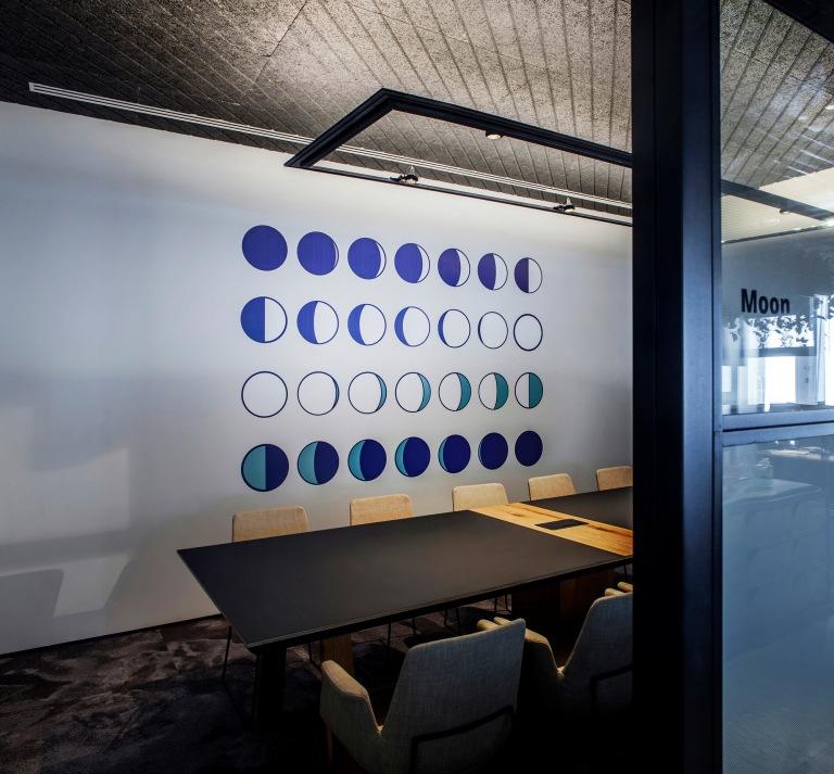 Дизайн офиса SimilarWeb в Тель Авиве