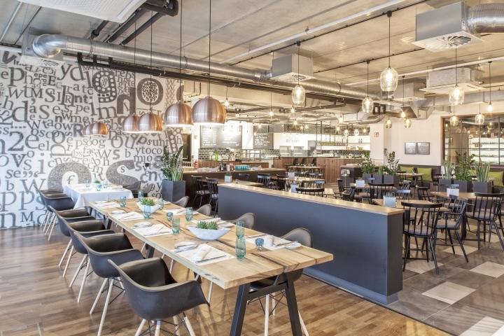8 Дизайн ресторанов под ключ в Москве tur4enko.com