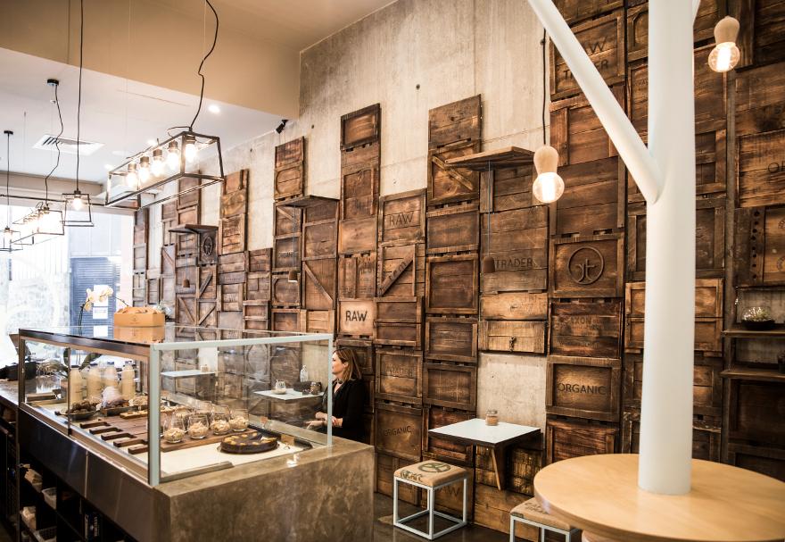 5 Дизайн кафе Raw Trader. Дизайн ресторанов Москва 89163172980