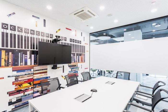 9 Проектирование офисов в Москве tur4enko.com