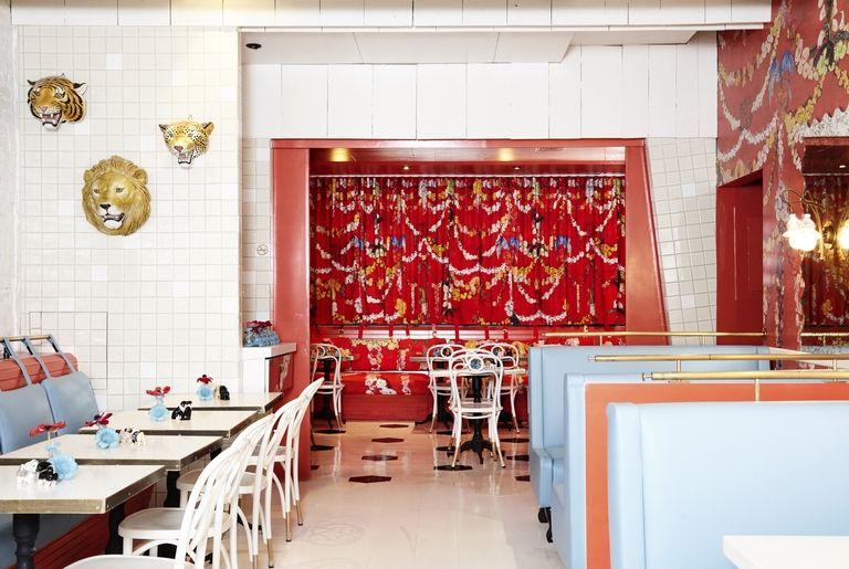 10 Дизайн кондитерских, кафе, ресторанов Москва tur4enko.com