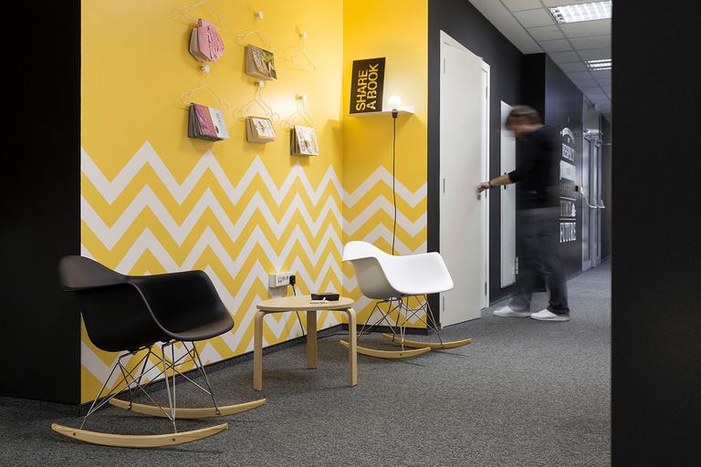 2 Офис Matrix Global в Софии. Дизайн офисов Москва 89163172980