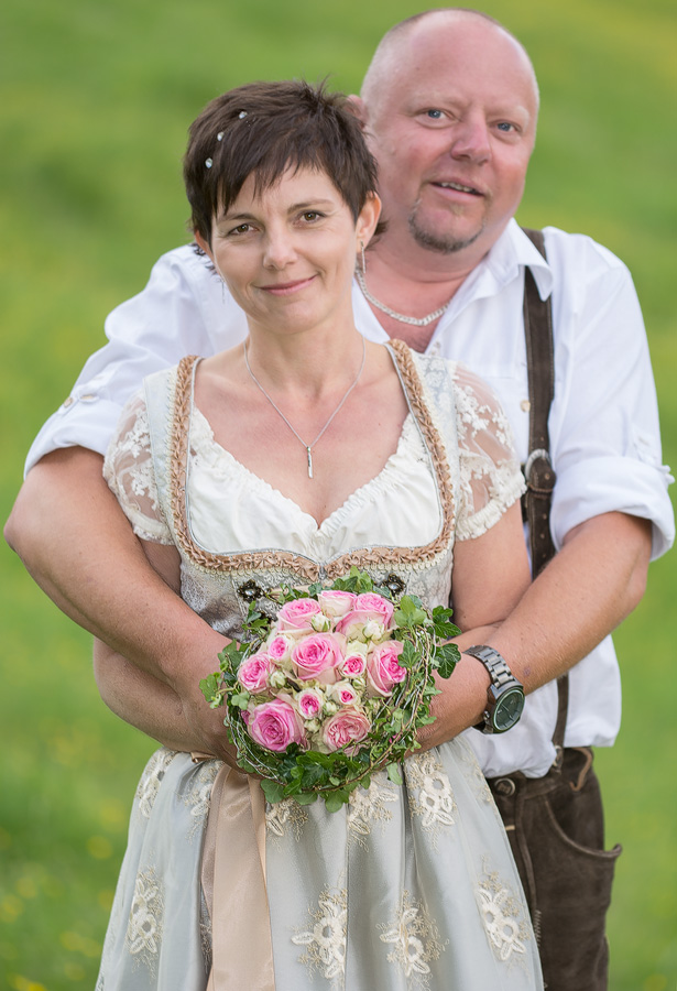 Heiraten am Berg