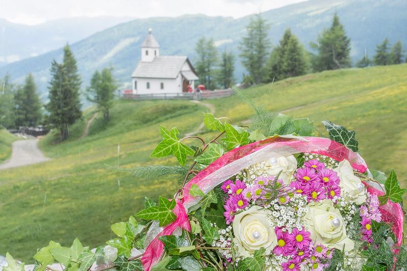 Heiraten am Berg - Hochzeit auf der Gamskogelhütte, dem höchstgelegene Standesamt Salzburgs und Kärntens - www.gamskogel.at/heiraten-am-berg