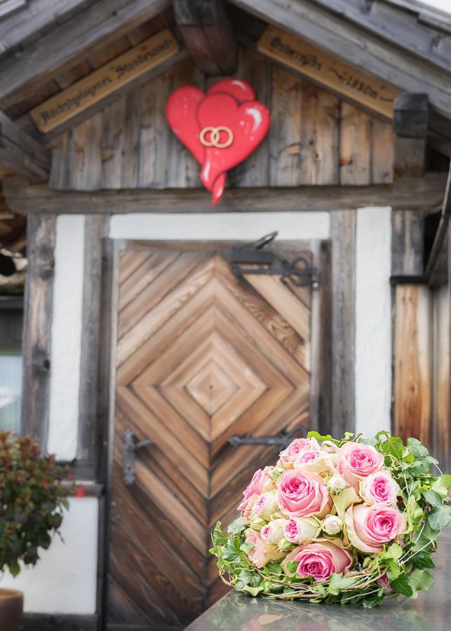 Heiraten am Berg - höchstgelegene Standesamt Salzburgs und Kärntens