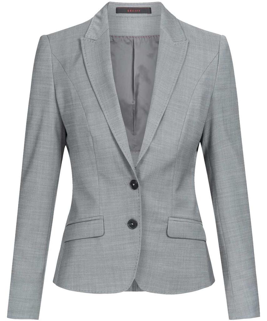 Leichter Blazer Damen Jacke 38 Schwarz 9850