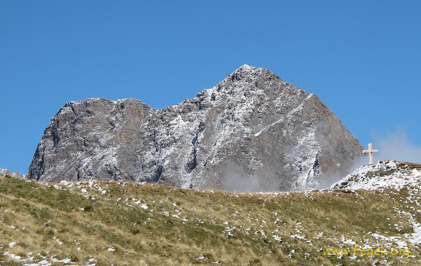 Gipfel La Dotse