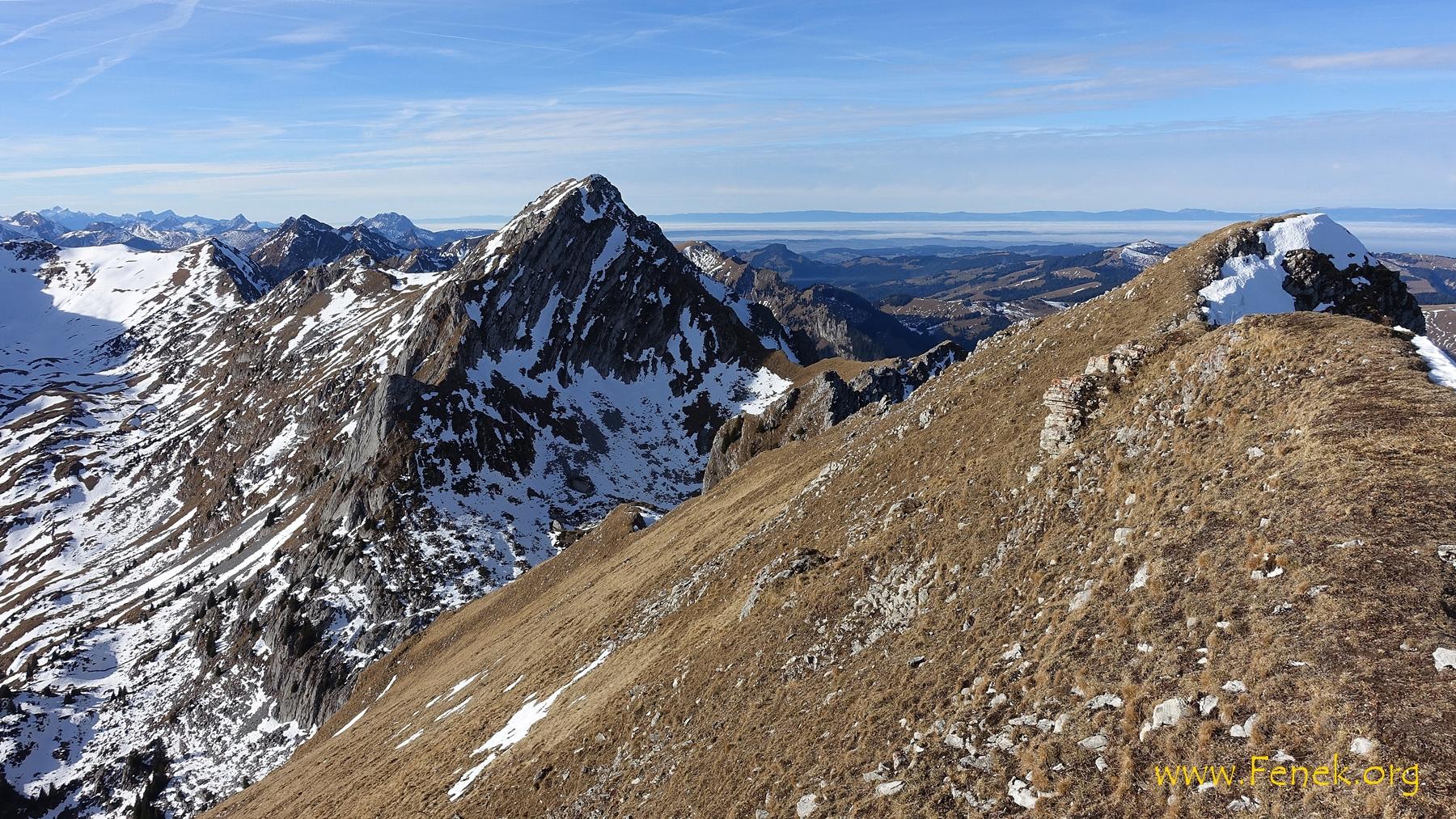 Kaiseregg und Westschweiz