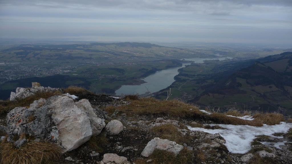 Lac de Gruyères
