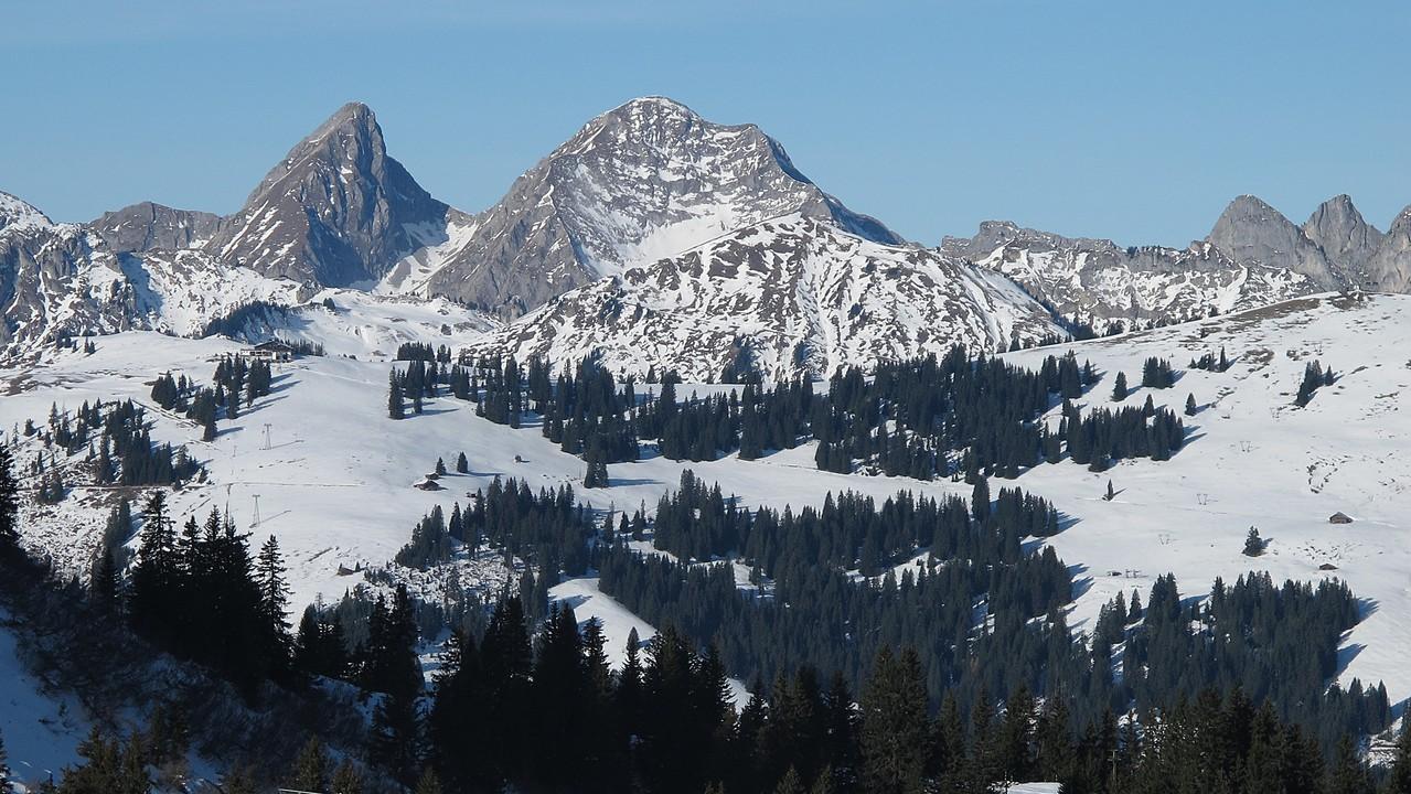 Freiburg's schönste Berge - Brenleire und Follieran