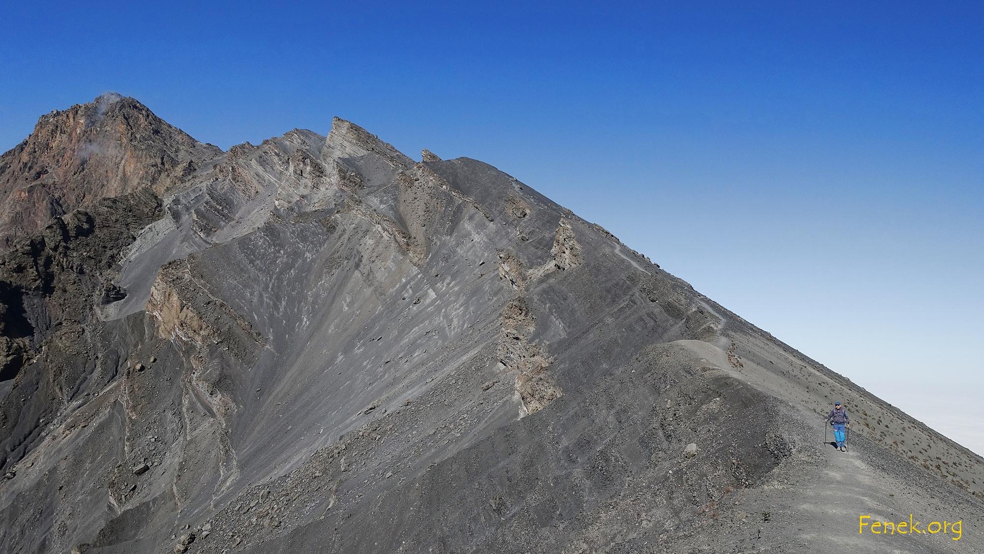 Mount Meru - riesige Dimension