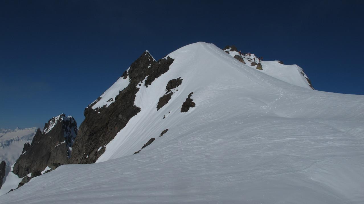 Gipfel vom Uratstock