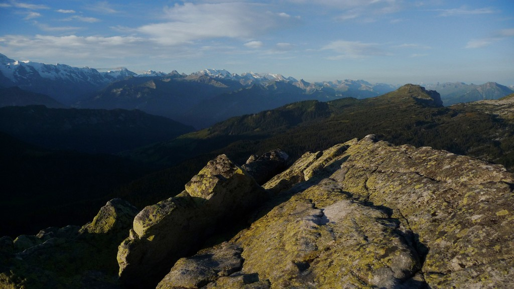 auf dem Trogenhorn