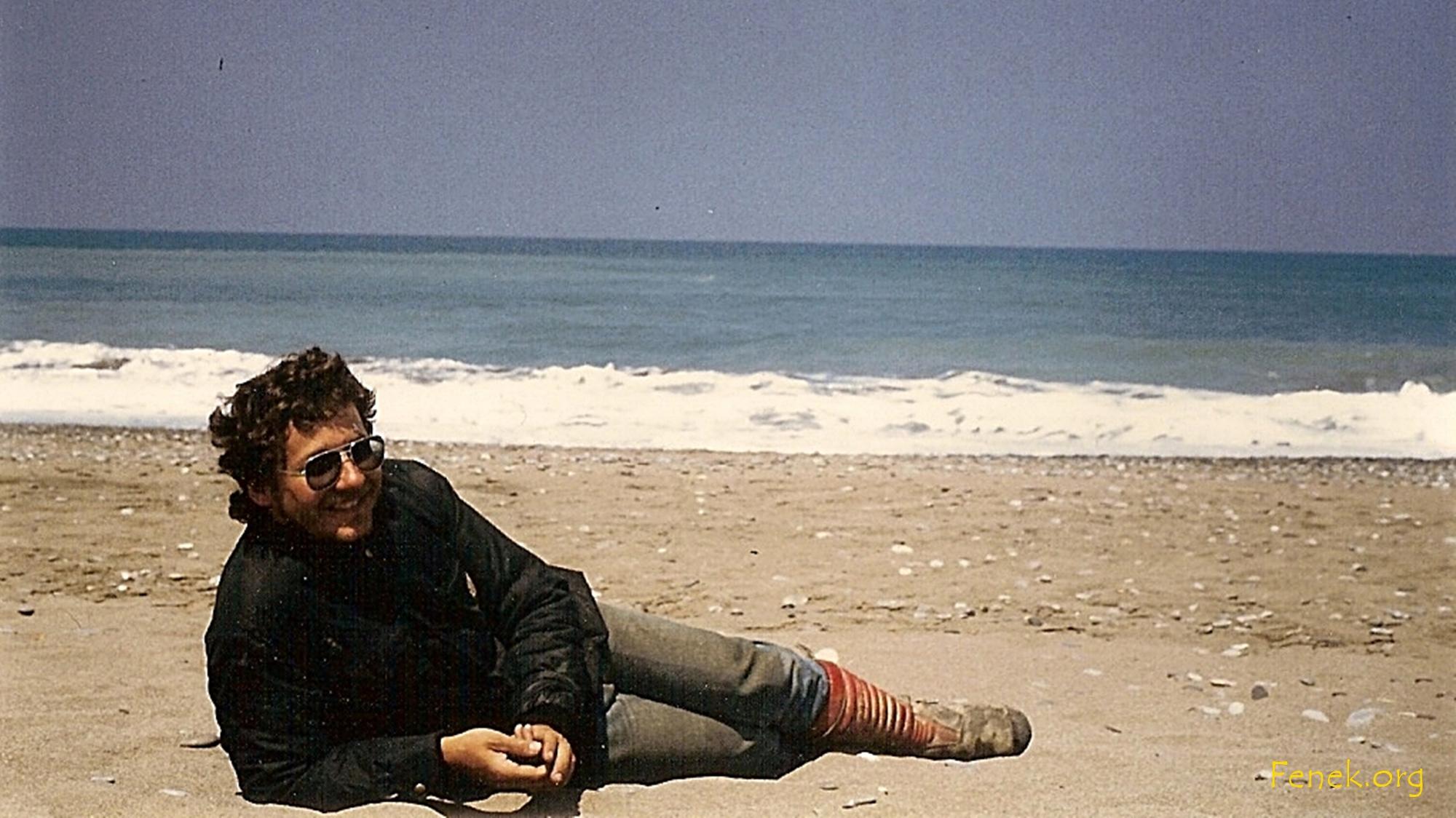 (fast) Ende der Reise an der Küste Algeriens