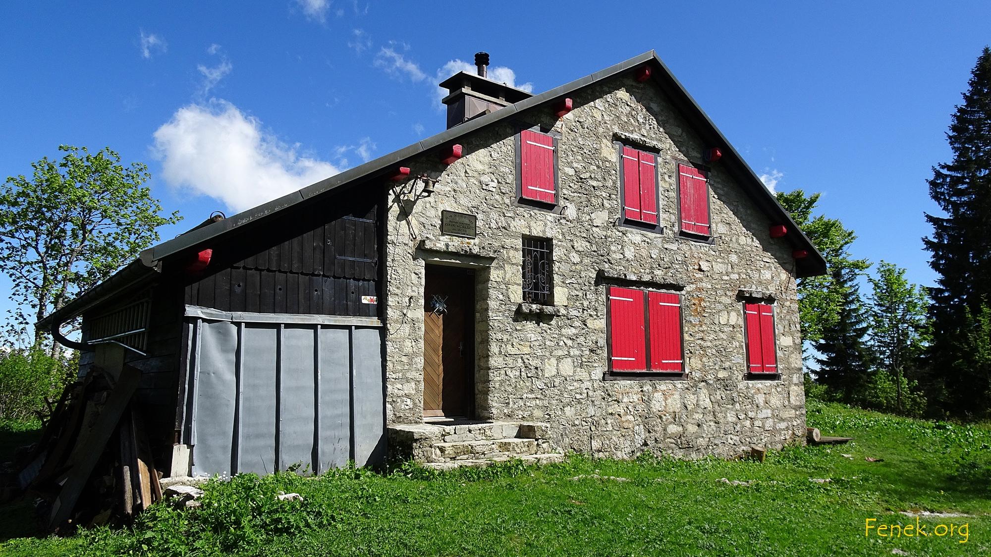 Cabane du Carroz