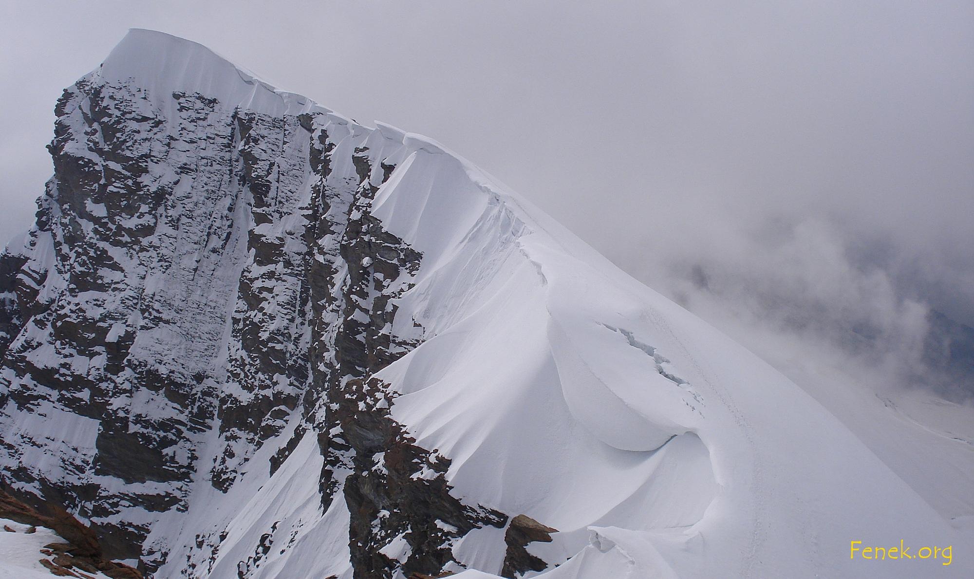 Gipfel Roccia Nera