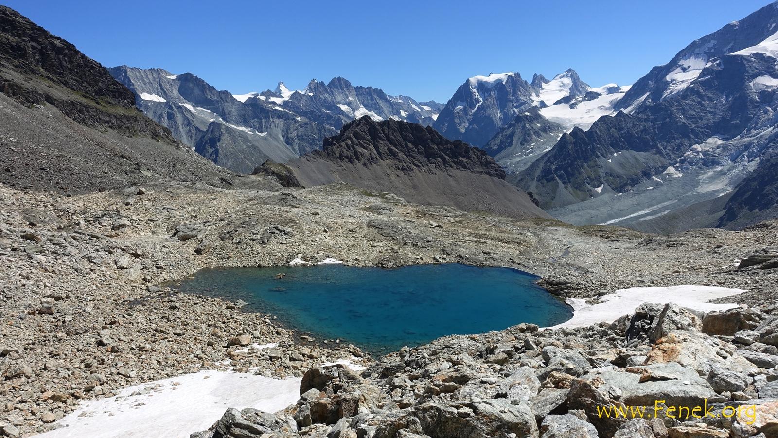 Bergsee bei 2900m