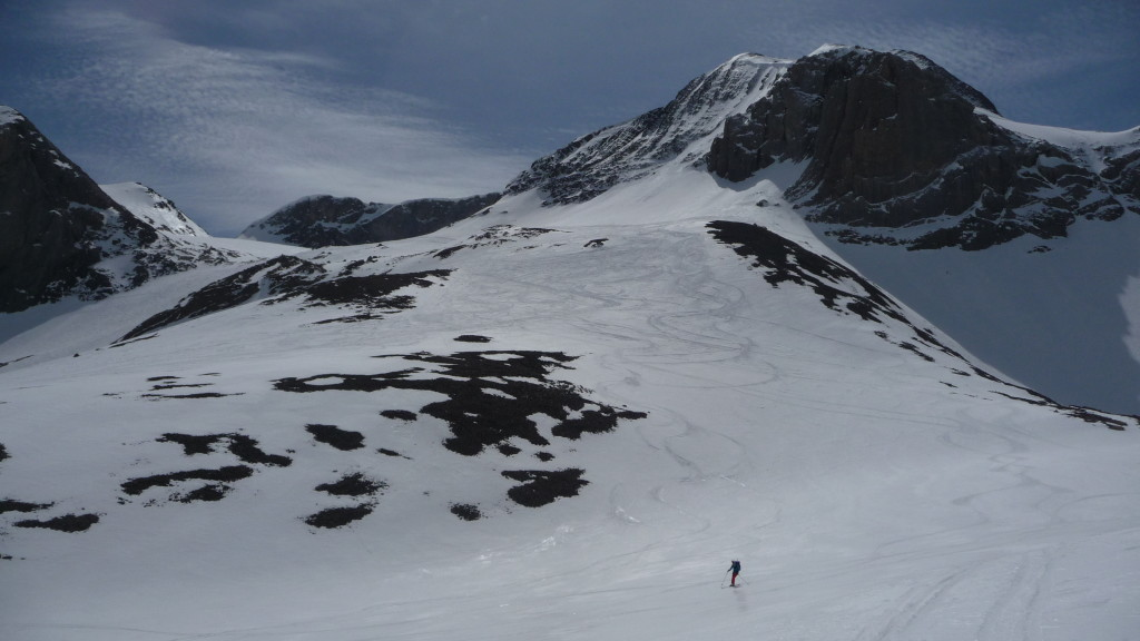 das Chilchli - markanter Gipfel