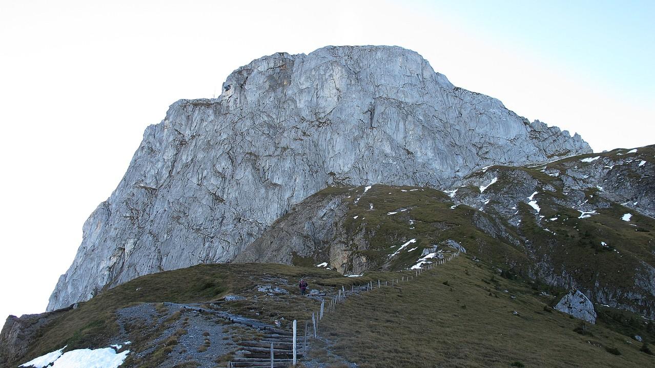 Stockhorn Nordwand
