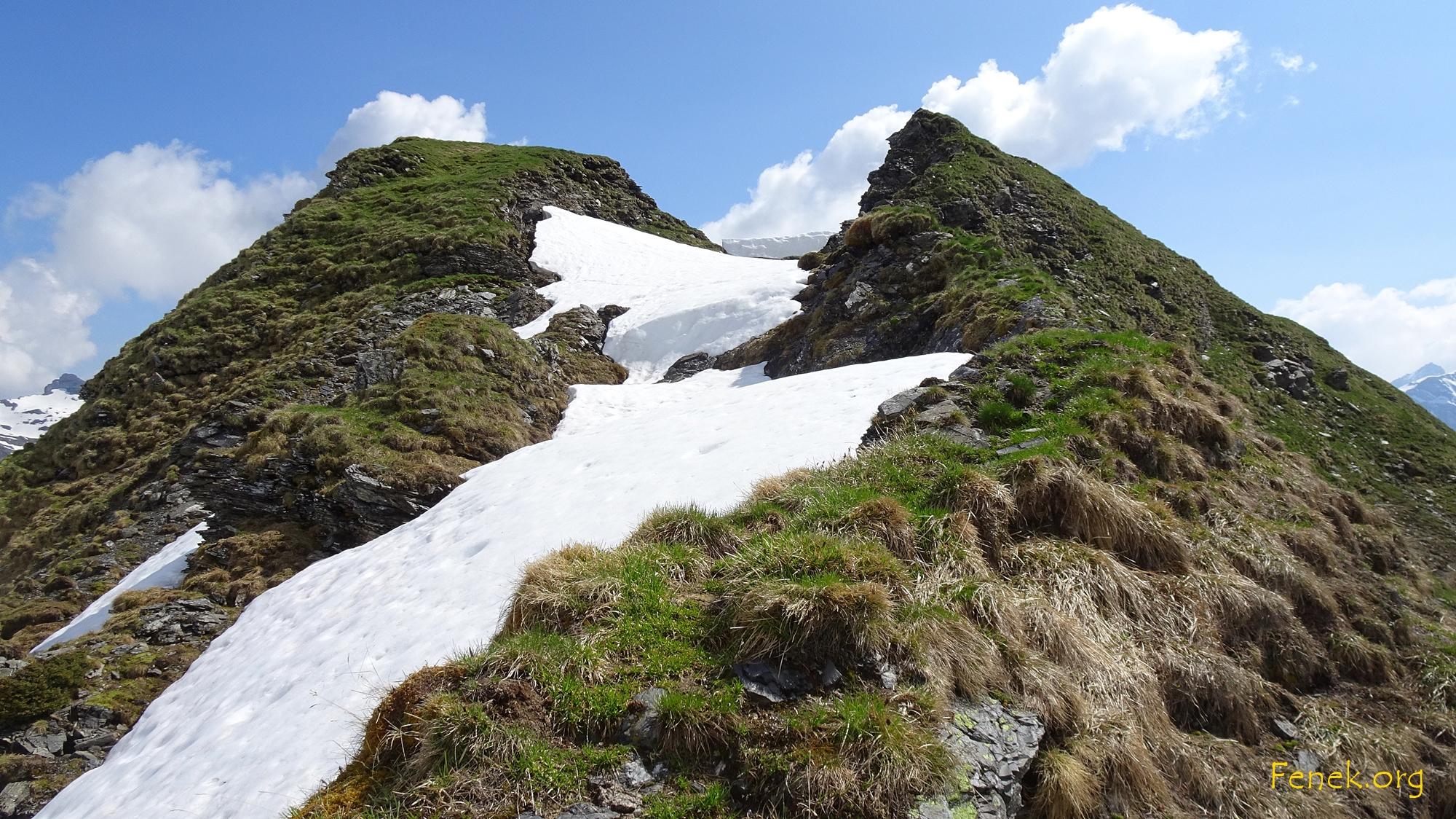 Chli Spitzen Gipfel