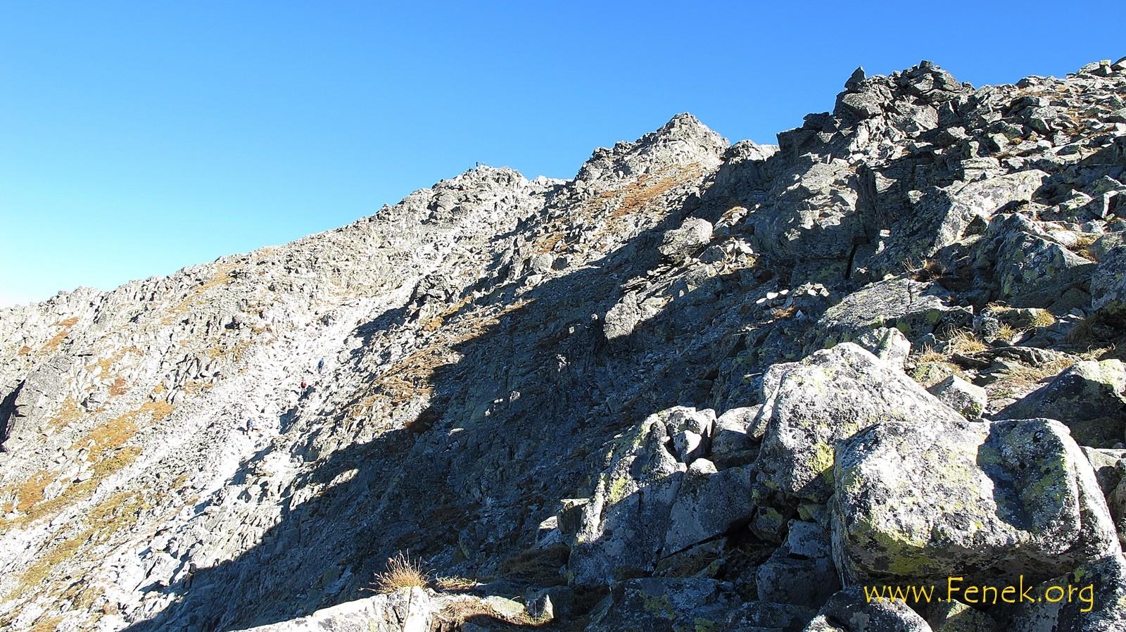 der Gipfel naht