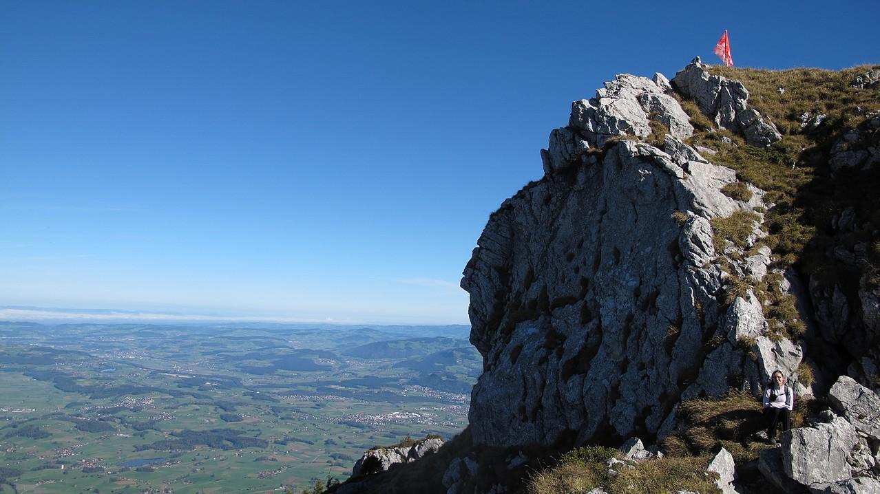 der Gipfelkopf