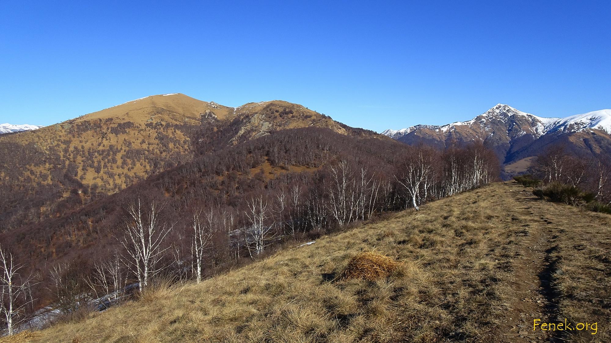 Covreto - zurück in die Schweiz