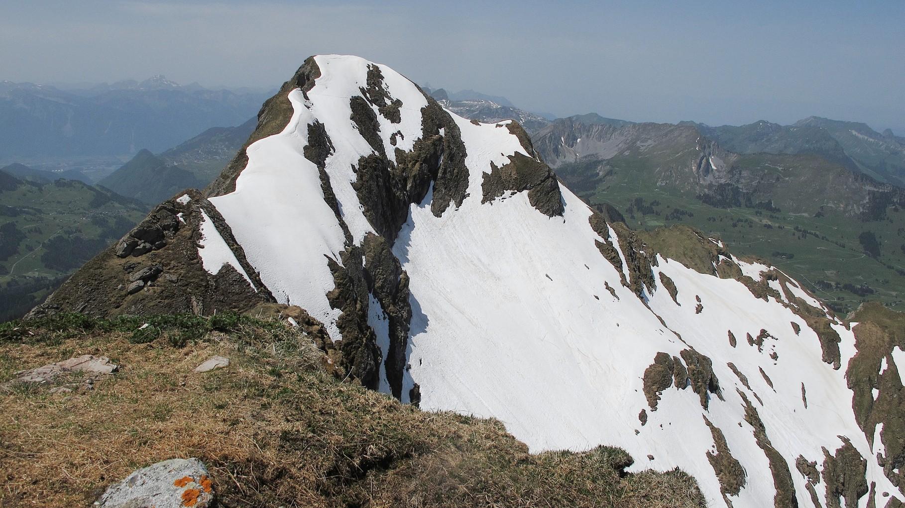 Gipfelblick zum Tarent