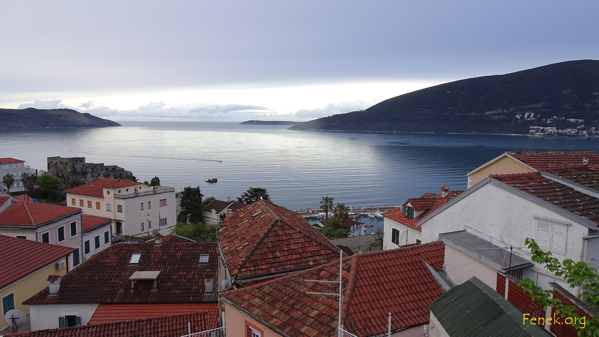 Herceg Novi - ein Blick aus meinem Fenster