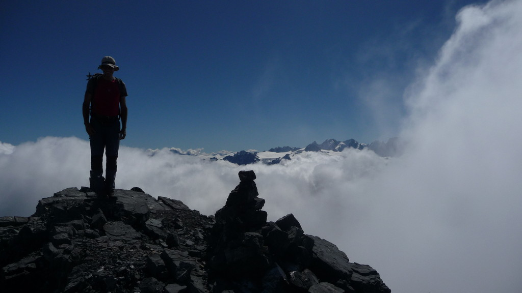Omega3 am Gipfel