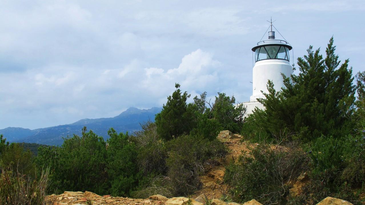 Leuchtturm auf dem Monte Moro