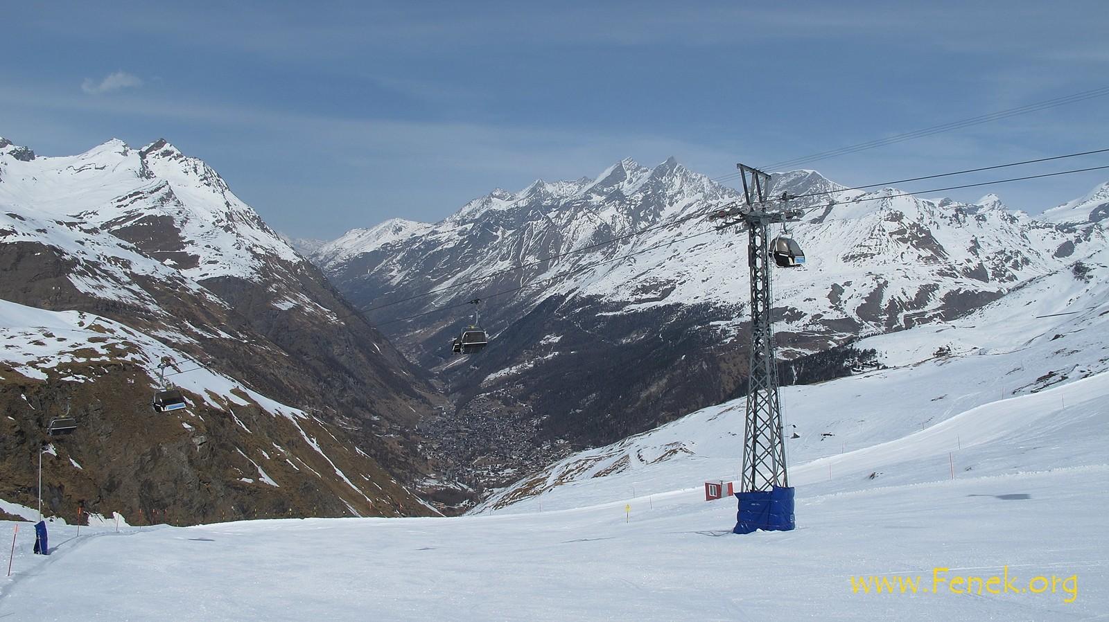 Zermatt im Frühling