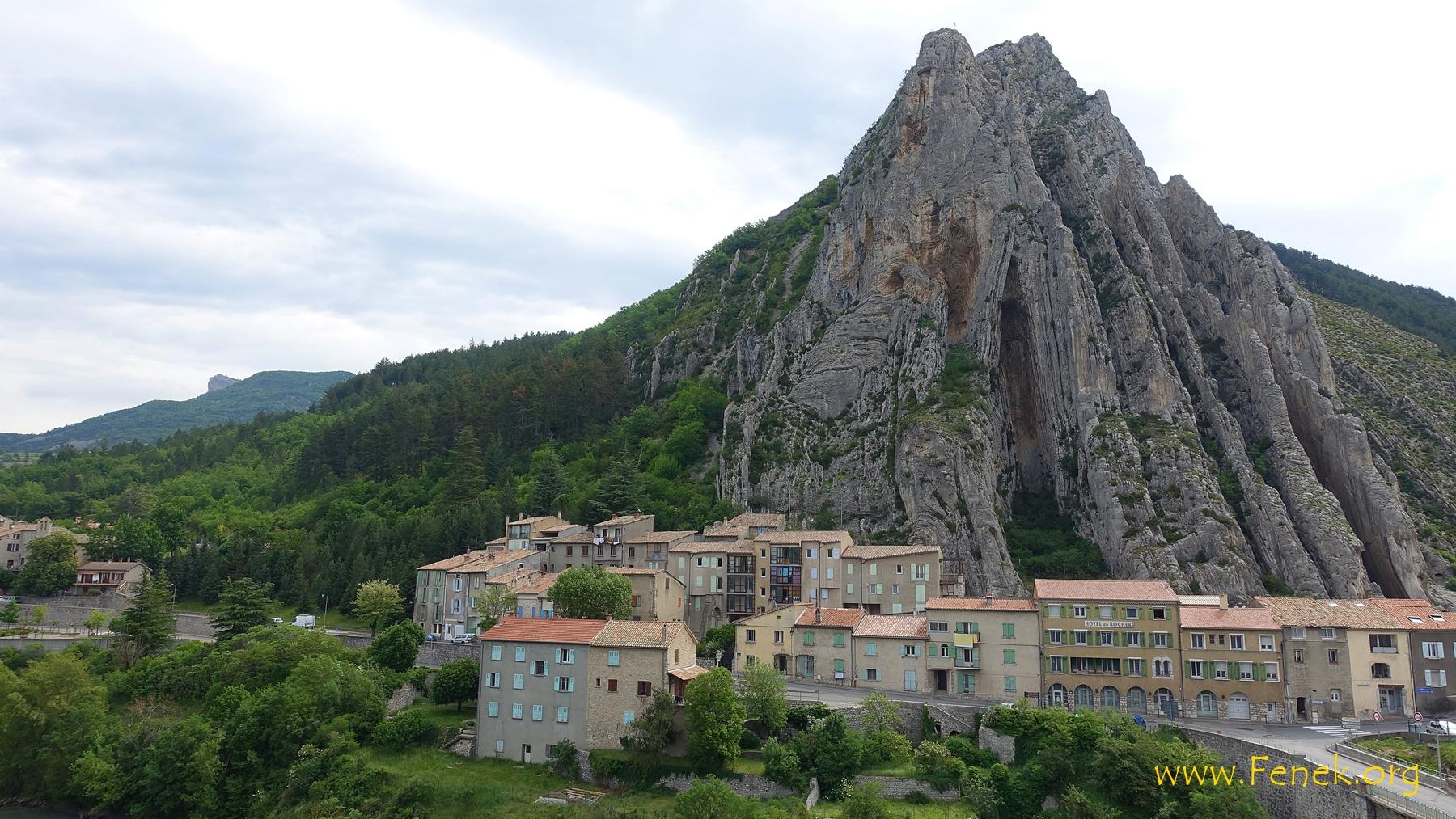 Sisteron - unterwegs nach Süden