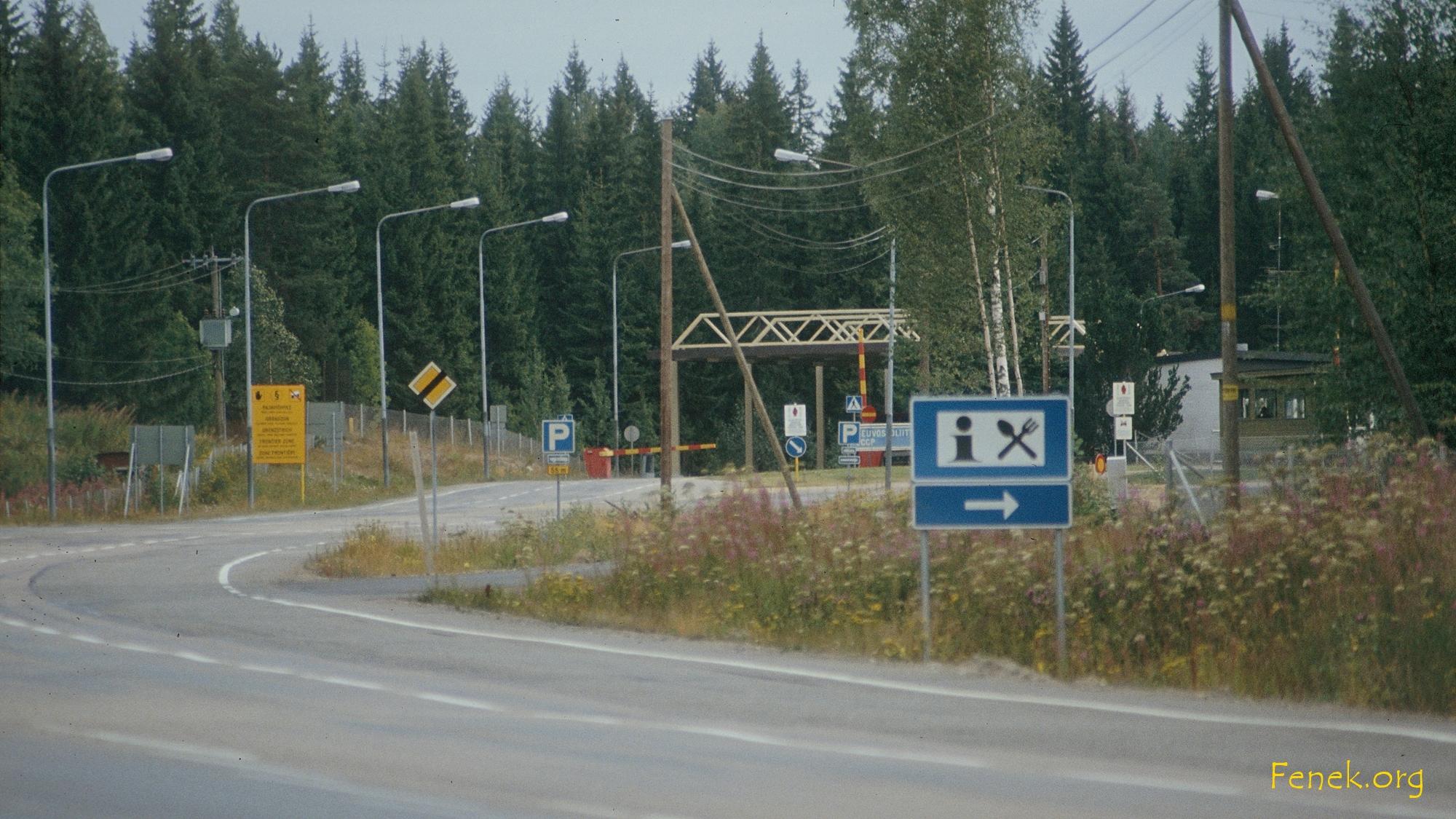 russische Grenze