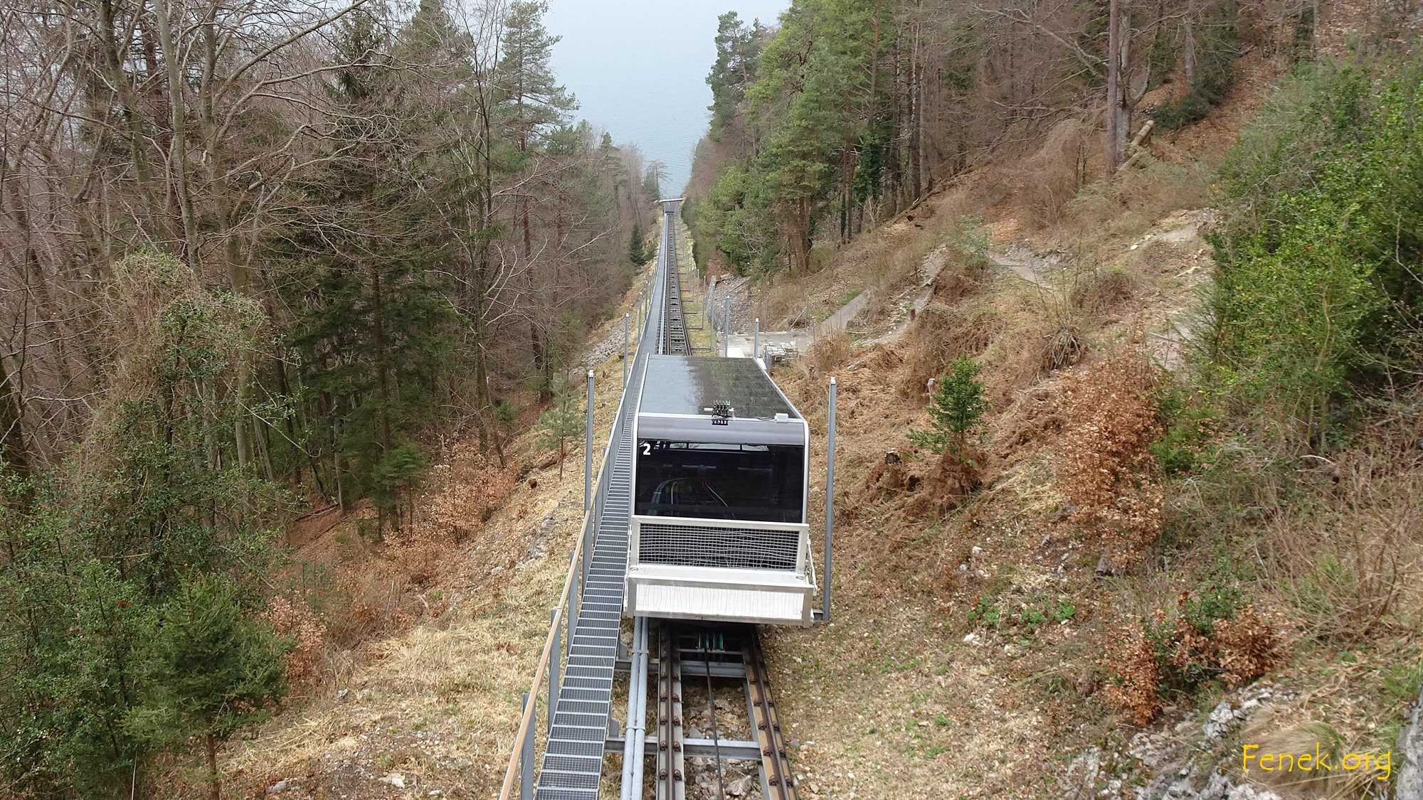 Niederhorn Bahn