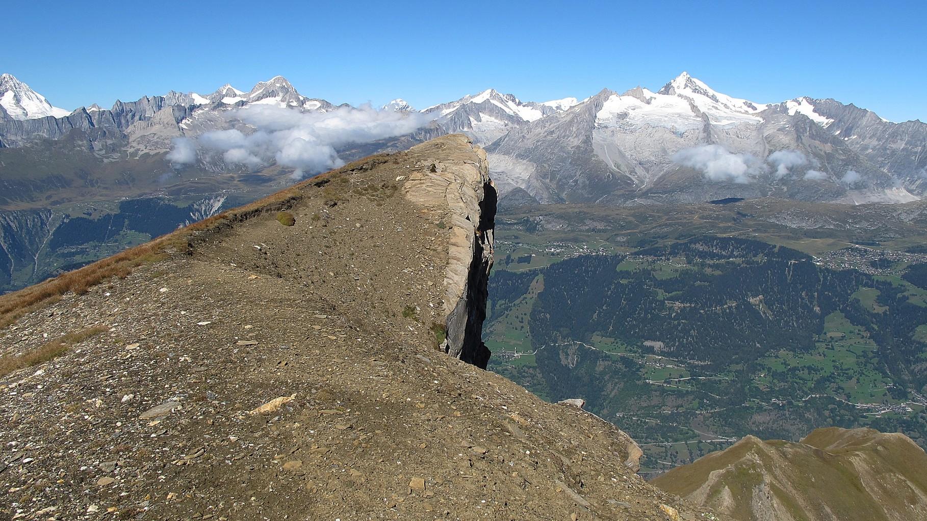 chleine Huwetz Gipfelkopf