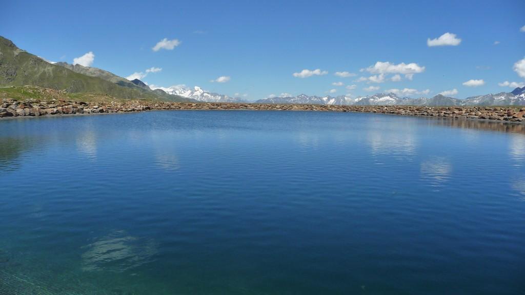 Reservoir bei Steibechriz