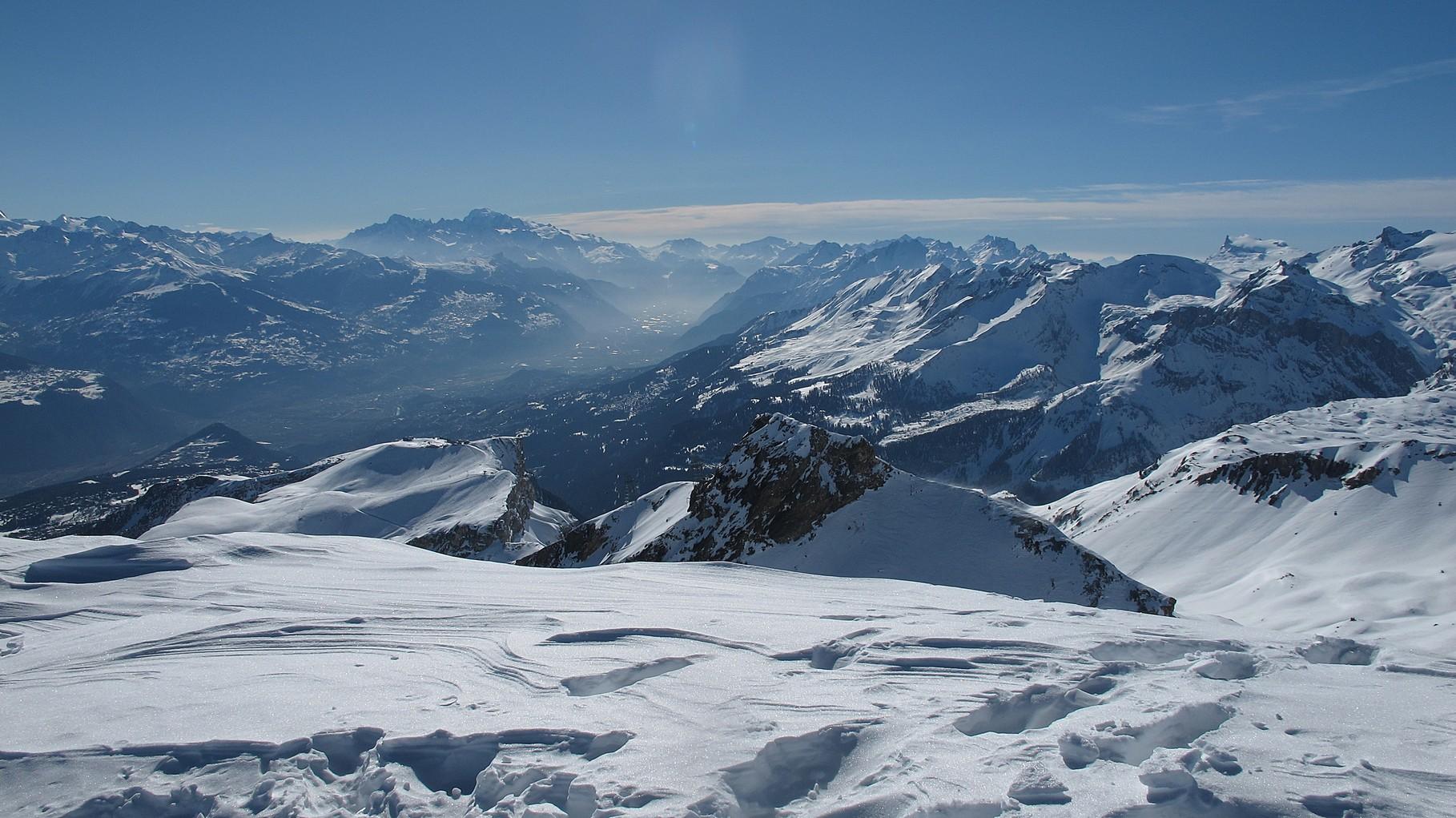 Unterwallis mit dem König der Alpen
