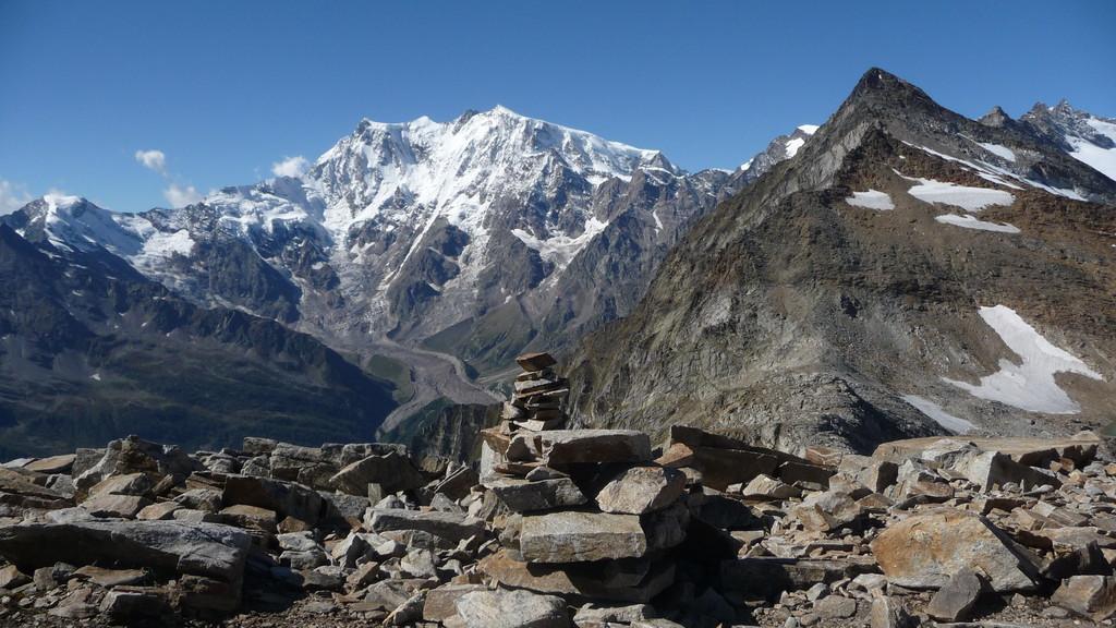 Monte Rosa Südwand