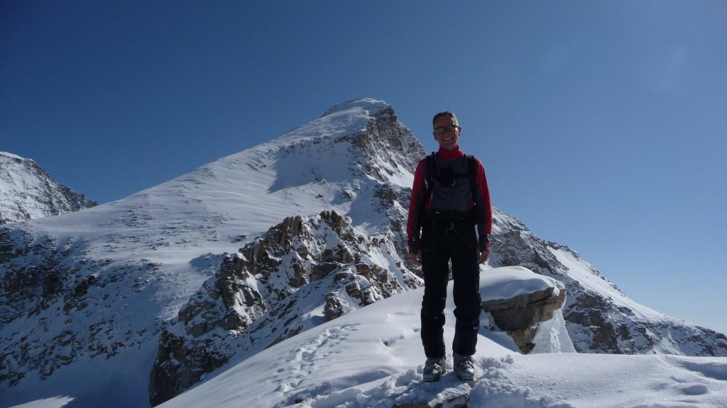 Fenek auf dem Col di Moncorvè 3'347m