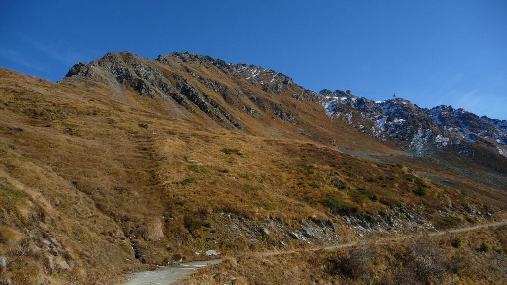 Rückblich Mont Rogneux